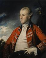 Joshua Reynolds  - Bilder Gemälde - William, Viscount Pulteney