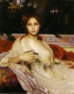 Alexandre Cabanel - paintings - Albayde