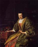 Jan Havicksz Steen  - Bilder Gemälde - Portrait of Geertruy Gael, Second Wife of Gerrit Gerritsz Schouten