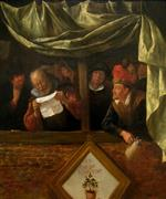Jan Havicksz Steen  - Bilder Gemälde - The Rhetoricians