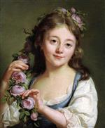 Bild:Portrait of a Young Girl