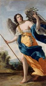 Simon Vouet - Bilder Gemälde - Allegory of Virtue