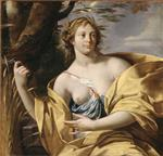 Simon Vouet - Bilder Gemälde - Ceres, goddess of the harvests