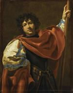 Simon Vouet - Bilder Gemälde - Saint William of Aquitaine