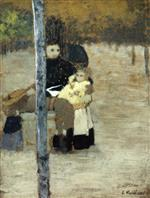 Edouard Vuillard  - Bilder Gemälde - Good Children