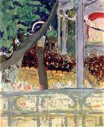 Edouard Vuillard  - Bilder Gemälde - Open Air Theater