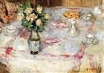 Edouard Vuillard  - Bilder Gemälde - Table Setting