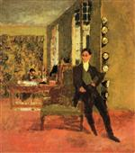Edouard Vuillard  - Bilder Gemälde - The Art Dealers