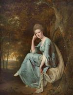 Joseph Wright of Derby - Bilder Gemälde - Ellen Goodwin