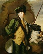 Joseph Wright of Derby  - Bilder Gemälde - Portrait of John Whetham of Kirklington