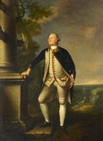 Johann Zoffany - Bilder Gemälde - Captain Sir John Lockhart Ross