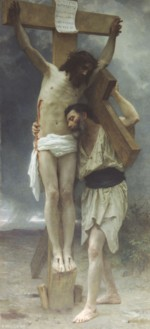 William Bouguereau - paintings - Compassion