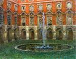 Bild:Fountain Court, Hampton Court