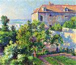 Bild:Montmartre, the House of Suzanne Valadon