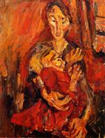 Bild:Mother and Child