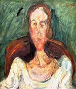 Chaim Soutine  - Bilder Gemälde - The Bride
