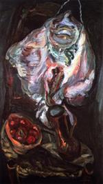 Chaim Soutine  - Bilder Gemälde - The Ray