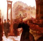 Emile Friant - Bilder Gemälde - The Expiation