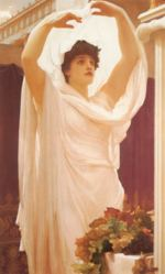 Lord Frederic Leighton - paintings - Inovacation