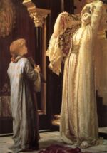 Lord Frederic Leighton - paintings - Light of the Harem