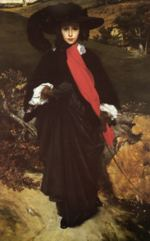 Lord Frederic Leighton - paintings - May Santoris