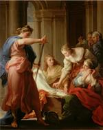 Bild:Achilles at the Court of Lycomedes