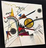 Wassily Kandinsky  - Bilder Gemälde - In the Black Square
