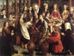 Gerard David - paintings - The Marriage at Cana