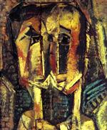 Bild:Cubist Two Heads