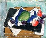 Bild:Plums and Pears
