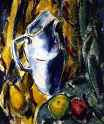 Bild:Still Life with Pitcher and Fruit