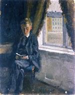 Edvard Munch - Bilder Gemälde - Andreas Reading