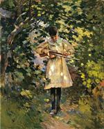 Bild:The Young Violinist