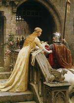 Edmund Blair Leighton - Bilder Gemälde - God Speed