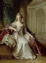 Bild:Madame Henriette de France as a Vestal Virgin