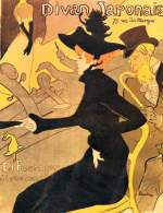 Henri de Toulouse Lautrec - paintings - Divan Japonais