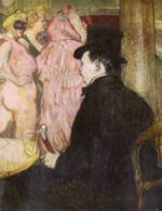 Henri de Toulouse Lautrec - paintings - Maxim Dethomas