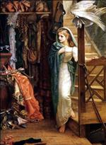 Arthur Hughes  - Bilder Gemälde - The Property Room