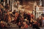 Paolo Veronese  - Bilder Gemälde - Saint Mark and Saint Marcellinus Being Led to Martyrdom