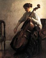 Bild:The Cellist