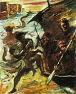 Lovis Corinth  - Bilder Gemälde - The Abduction