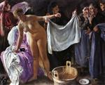 Lovis Corinth  - Bilder Gemälde - Witches