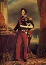 Franz Xavier Winterhalter - paintings - King Louis Philippe