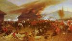 Alphonse de Neuville - paintings - The Defence of Rorkes Drift