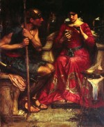 John William Waterhouse - Bilder Gemälde - Jason und Medea