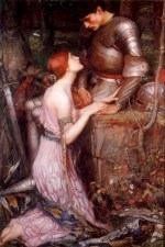 John William Waterhouse - Bilder Gemälde - Ritter
