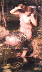 John William Waterhouse - Bilder Gemälde - Lamia