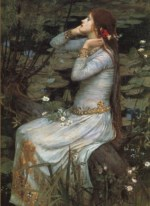 John William Waterhouse - Bilder Gemälde - Ophelia