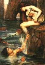 John William Waterhouse  - Bilder Gemälde - Die Sirenen