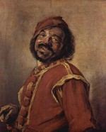 Frans Hals - paintings - Mulatto (so-called)